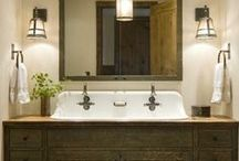 Bathrooms / by Marie Foster