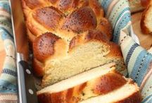 Bread, beautiful bread . . .
