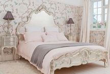 Goodnight, my darling / The French Bedroom Company is a mail order and online boutique offering quality, award-winning French designs that are chic, elegant and affordable. Our made-to-order mattresses and gorgeous linens will ensure a good night's sleep too. So kick off your shoes, pour a glass of your favourite tipple, snuggle up in a sumptuous armchair and enjoy!  / by The French Bedroom Company