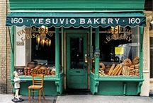 Bakeries are Magical . . .