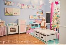 Toy Room Ideas / by Steph Watson