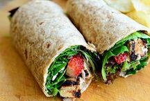 Oh Yum! Sandwiches & Wraps  / by Julie Neerings