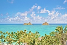 Kailua ~ Oahu ~ Hawaii / Kailua is Oahu's favorite community. The place where Kings relaxed and played in days gone by. Turquoise waters, white sand, friendly people and small town charm. Wouldn't you like to be in Kailua, Hawaii too? / by HOME SHOPPE HAWAII - Oahu Real Estate Services