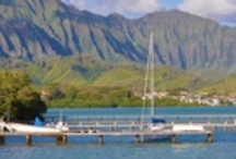 Kaneohe ~ Oahu ~ Hawaii / by HOME SHOPPE HAWAII - Oahu Real Estate Services