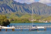 Kaneohe ~ Oahu ~ Hawaii / by HOME SHOPPE HAWAII - Oahu Real Estate Services