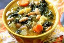 Soup, yummy soup.