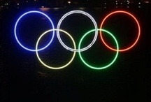 """2012 LONDON OLYMPICS"" / by Joyce Bradford"