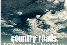 Country Roads / by Paula Thornhill
