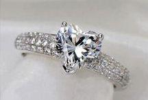 Diamonds Are A Girl's Best Friend / Shine bright like a Diamond - Rhianna / by Julie Lynn ♡