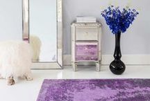 Ravishing Rugs, Hides and Sheepskins /  Whether it's to make a style statement or just a soft platform from which to start the day, a rug is the finishing touch to your French room!   / by The French Bedroom Company