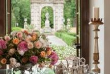 Fresh Flowers / Fabulous Fresh Flowers brought to you by The French Bedroom Company.  / by The French Bedroom Company