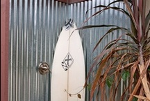 Outdoor Showers ~ Hawaiian Style / by HOME SHOPPE HAWAII - Oahu Real Estate Services