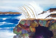 Hawaii Fine Art, Paintings & Prints / by HOME SHOPPE HAWAII - Oahu Real Estate Services