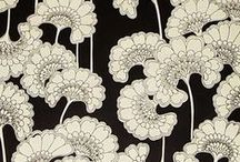 ART --- print, pattern, fabric ...