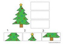 Christmas Activities / Christmas activities for children and adults - kids of all ages! Downloadable coloring pages and core curriculum based creative activity pages. http://www.katiedavis.com/christmas-activity-book