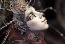 Art: Myth & Magic / by Patty Flagler