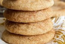 Snickerdoodle ⚜ / The first time I had a Snickerdoodle, I was a little child at my older brother's Blue and Gold Cub Scout Banquet. My brother and I have been hooked on all things Snickerdoodle since. That must have been about 35 years ago. / by The Daring Comet