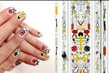 Modern-inspired Manicures / Nail art inspired by our favorite modern products and designs. / by YLiving