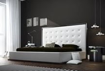 Modern Bedroom / The best modern beds, dressers, bedding and decor for a stylish bedroom. / by YLiving