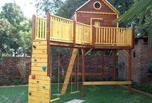 Kids Tree Houses / Tree Houses with Accessories for children