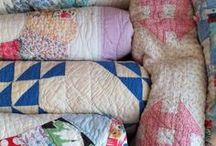 Quilting / Inspirational quilts and free patterns!