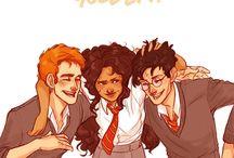 FANGIRL || Harry Potter