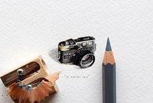 Drawings, Design & Arts