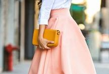 Women's Fashion / Mostly casual outfit ideas and & accessoires. / by pixnglue