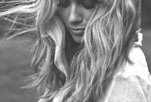 embrace messy hair / by Ashlyn Harrop