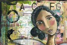 Mixed Media and Altered Art / by Joyce Angieri