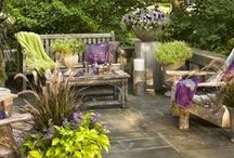 Outdoor Living / by Joyce Angieri