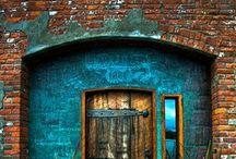 Windows, Portals and  Doors / by Joyce Angieri