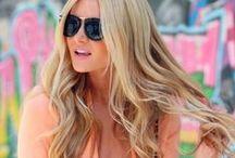 Hair & Beauty / by Lisa McCarthy