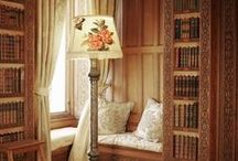 Reading Spaces / by Joyce Angieri