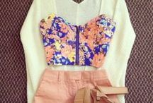 My Style / From fall to summer, sweaters to flowing blouses, this board is everything I WISH I had in my closet!