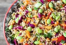 Cooking with Quinoa (Keen-wah) / by Lisa Ingle