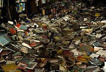 Bibliotecas / by palimpsesto   editora