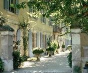 PROVENCE | la maison / Inspiring photos of homes, places, interiors, gardens of Provence in France.