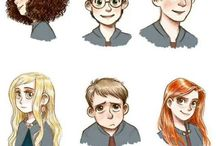 Harry Potter / by Gabby Peralta