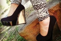 { Shoes are my crack } / by Danica Matuska