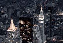 New York City / New York City has my heart. / by Haley Veturis