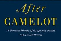 After Camelot / A Board inspired by After Camelot:A Personal History of the Kennedy Family--1968 to the Present by J. Randy Taraborrelli  *ps: these photos are not from the book just inspired by book!