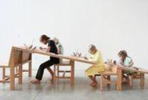 tables / by Caroline Mok