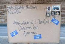 { So this is Christmas } / by Danica Matuska