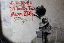 street art - land art