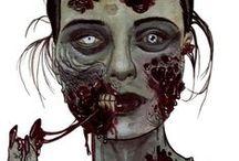 Living Dead / by Rachel Moises