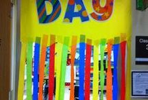 100th Day & #'s / by Catie Bruyn