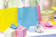 Party Pastels / by Carrier Bag Shop