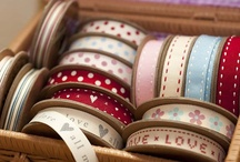 Natural Collection Ribbons / by Carrier Bag Shop