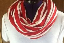 Dickinson Red & White / We love all things in Dickinson College colors! / by Dickinson College
